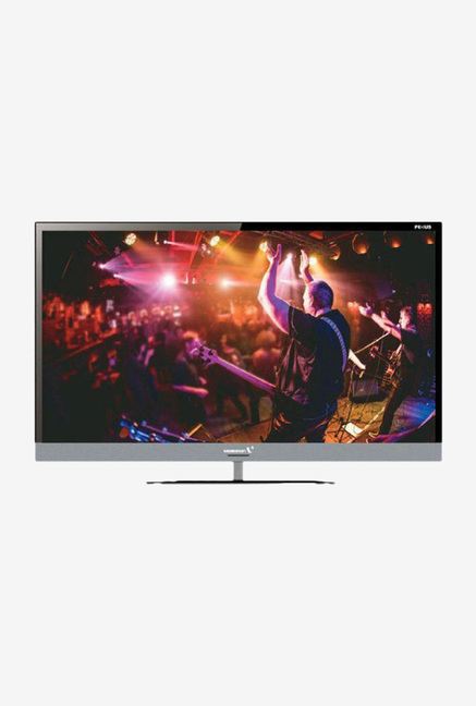 Videocon VNW32HH55SAF 81.28 cm (32 Inch) Smart HD Ready Android LED TV (Black)