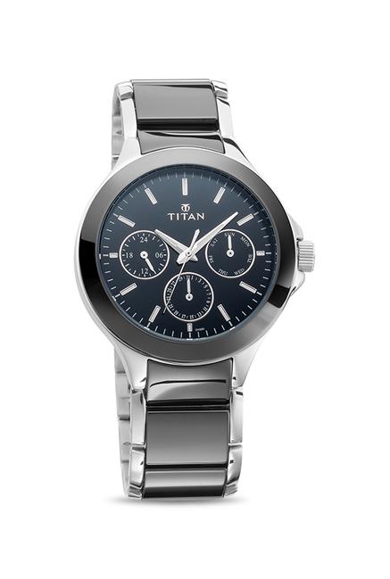 1ec07182918 Buy Titan 90089KD01 Ceramics Analog Watch for Men at Best Price   Tata CLiQ
