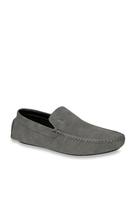 US Polo Assn. Angeles Dark Grey Loafers