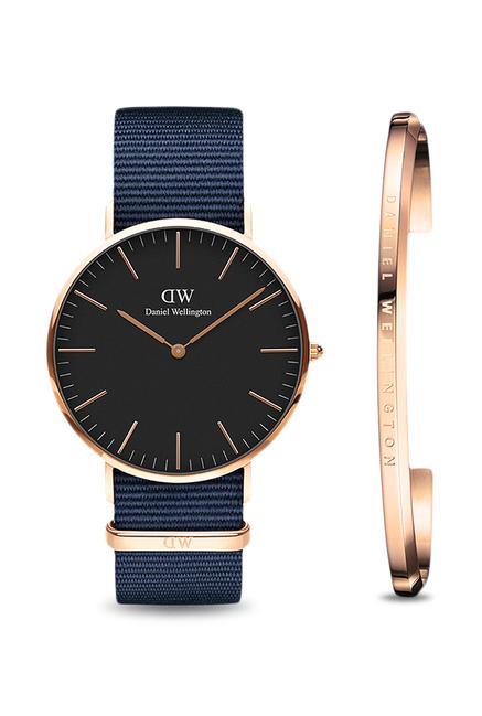 648486a26291 Buy Daniel Wellington DW00500269 Classic Bayswater Analog Watch for Men at  Best Price   Tata CLiQ