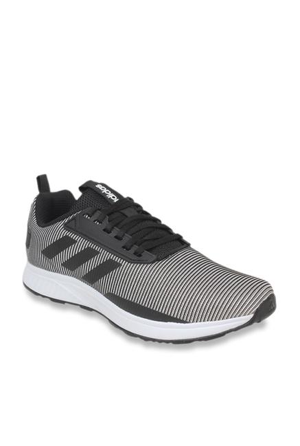 Buy Adidas Argo White & Black Running Shoes for Men at Best Price @ Tata CLiQ