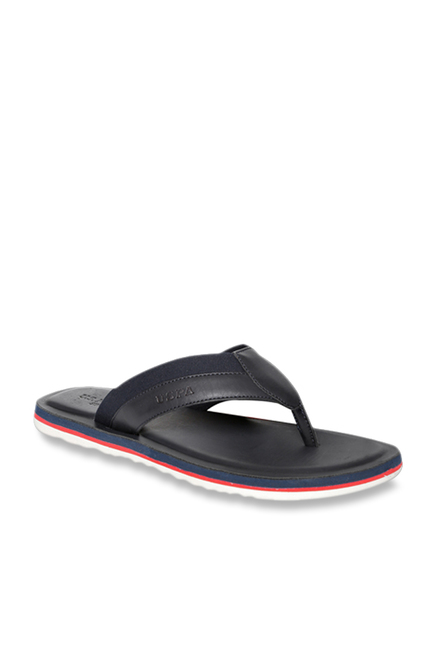 502128a1b9a0 Buy US Polo Assn. Murray Navy Flip Flops for Men at Best Price ...
