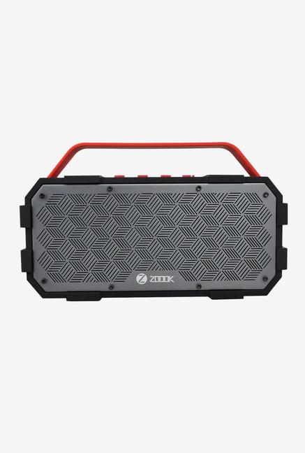 Zoook ZB Rocker Torpedo 50W Bluetooth Speaker  RedBlack