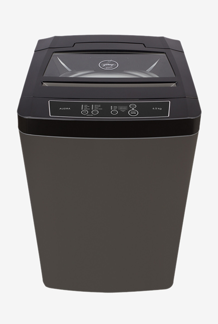 Godrej 6.5 Kg Fully Automatic Top Load Washing Machine  WT EON AUDRA 650 PDNMP,Graphite Grey