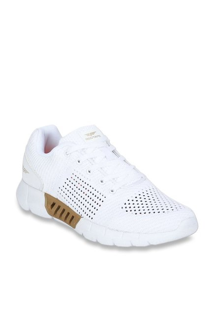 Buy Red Tape White Walking Shoes for
