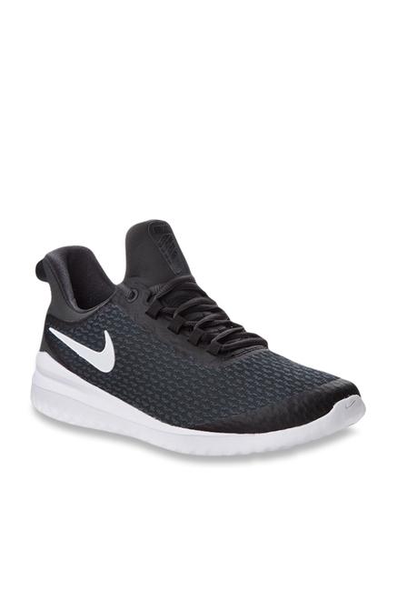 quality design fdb23 42fe7 Buy Nike Renew Rival Black Running Shoes for Men at Best Price @ Tata CLiQ