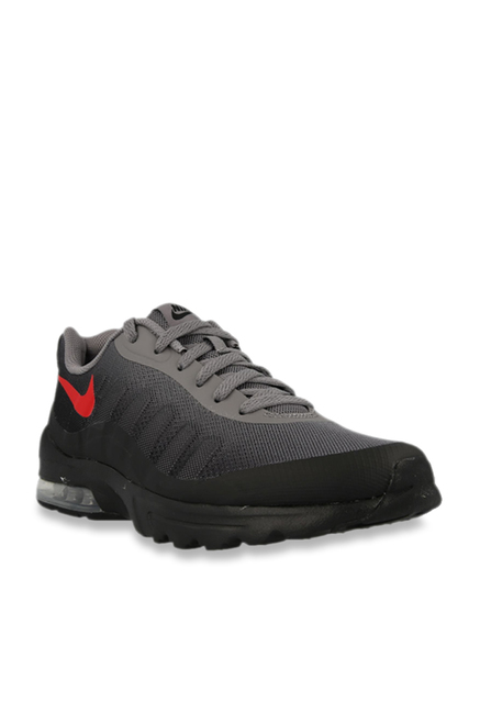 Buy Nike Air Max Invigor Black Running Shoes for Men at Best