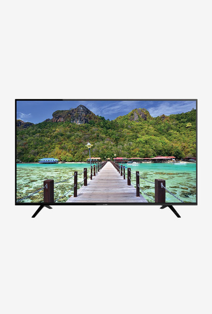 Lloyd L43U2A0KA 108 cm  43 Inches  Smart Ultra HD 4K LED TV  Black