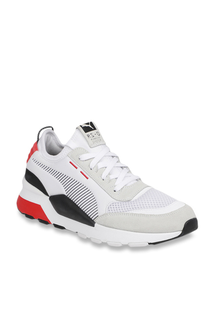7055b64e0c Buy Puma RS-0 Winter INJ Toys High Risk Red & White Sneakers for Men ...