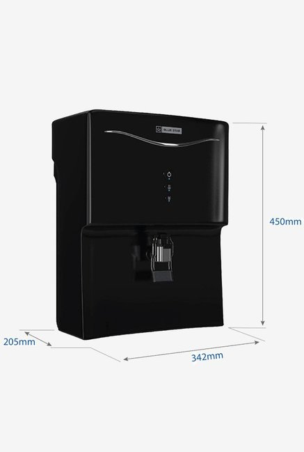 4738580d1 Buy Blue Star Aristo 7 L RO + UV + UF Water Purifier (Black) Online ...