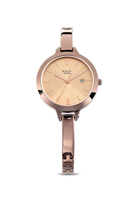 4ba420cbf9c Buy Titan 2578QM01 Raga Viva Analog Watch for Women at Best Price ...
