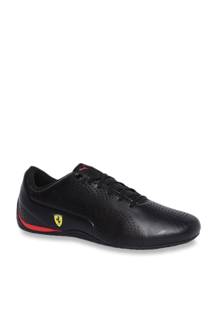 3dd67f76 Buy Puma Ferrari SF Drift Cat 5 Ultra II Black Sneakers for Men at ...