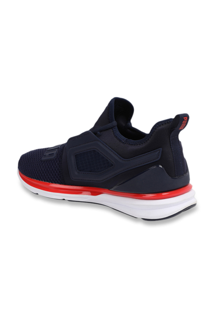 Buy Puma Ignite Limitless 2 Peacoat Running Shoes for Men at