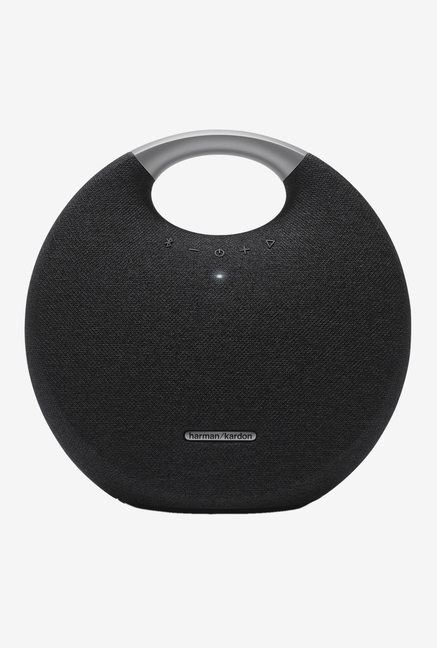 Harman Kardon Onyx Studio 5 50W Portable Bluetooth Spaeker (Black)