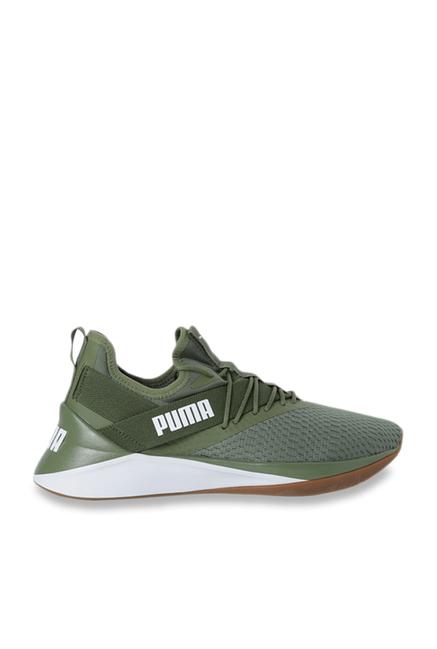 Decrépito en términos de cáustico  Buy Puma Jaab XT Summer Olive Training Shoes for Men at Best Price @ Tata  CLiQ