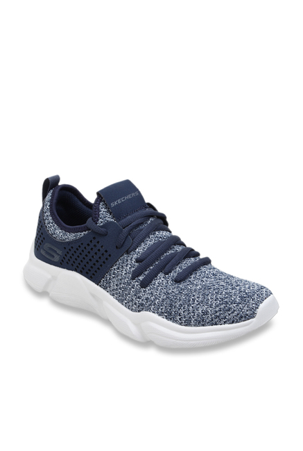 a1b963e6673 Buy Skechers Navy Running Shoes for Men at Best Price   Tata CLiQ