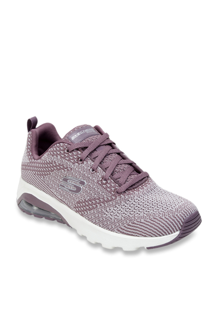 Buy Skechers Mauve Running Shoes for