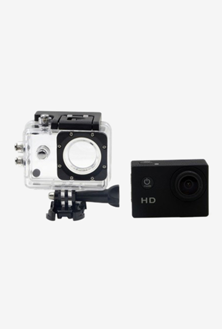Deeray SDV 105 HD 12 MP Sport   Action Camera  Black