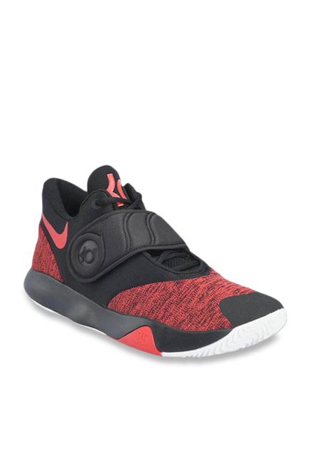 wholesale dealer c65f6 05b1c Buy Nike KD Trey 5 VI Black Basketball Shoes for Men at Best Price   Tata  CLiQ
