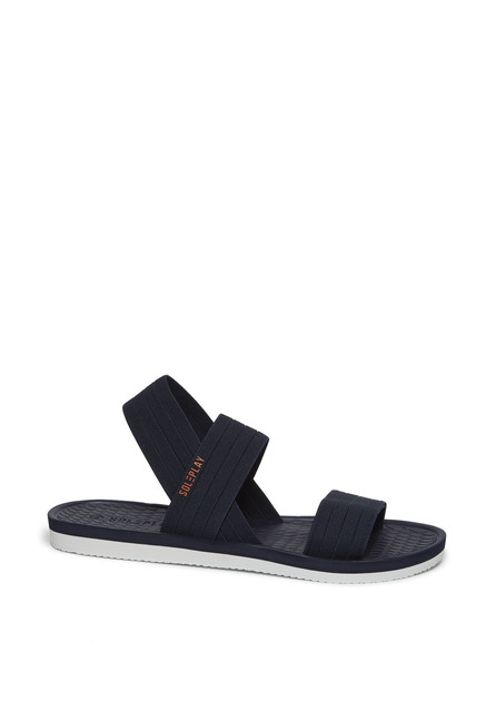 8fad51b2ce5 Buy SOLEPLAY by Westside Navy Sandals For Men Online At Tata CLiQ