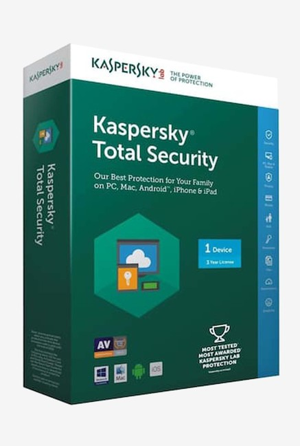 Kaspersky Total Security Multi Device (1 PC/3 Year)