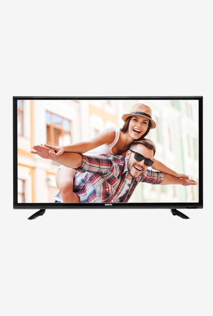 Sanyo 80 cm  32 Inches  HD Ready LED TV XT 32S7201H  Black