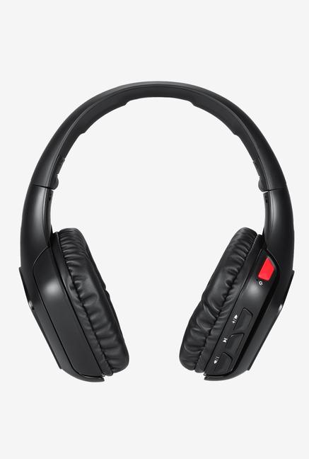 Zoook ZB ROCKER MAESTRO On The Ear Bluetooth Headphone  Black