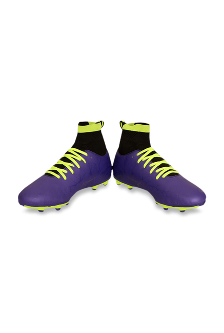7a518e7db Buy Nivia Oslar Blade Purple Football Shoes for Men at Best Price ...