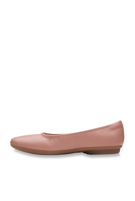 00a30b6a8c864 Buy Clarks Gracelin Vail Pink Flat Ballets for Women at Best Price ...