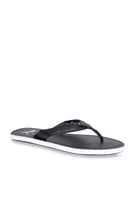 Buy Puma Ketava III DP Black Flip Flops