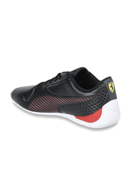 23a1e04621c Buy Puma Kids Ferrari SF Drift Cat 7S Ultra Jr Black Sneakers for ...