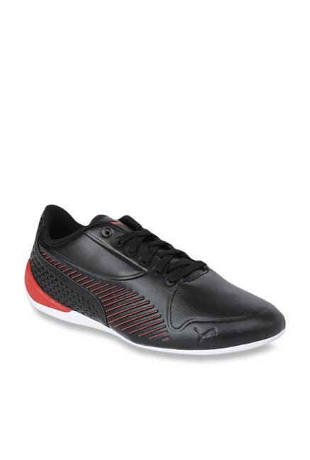8dc04eb4ec0 Buy Puma Kids Ferrari SF Drift Cat 7S Ultra Jr Black Sneakers for Boys at  Best Price @ Tata CLiQ