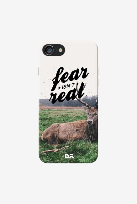 DailyObjects Fear Is Not Real Case For iPhone 7