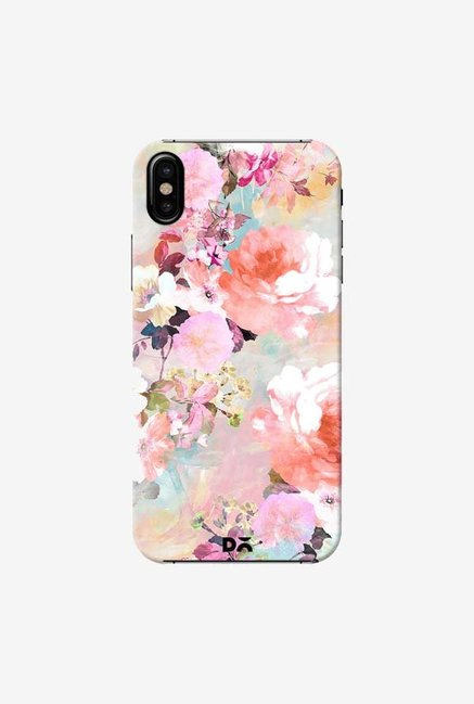 DailyObjects Love Of A Flower Case Cover For iPhone X