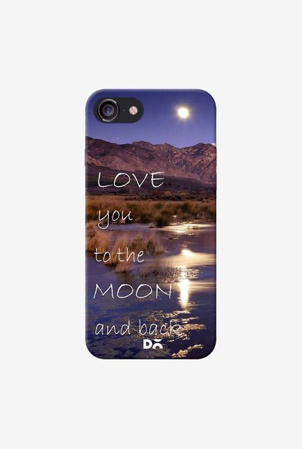 DailyObjects Love You Case For iPhone 7