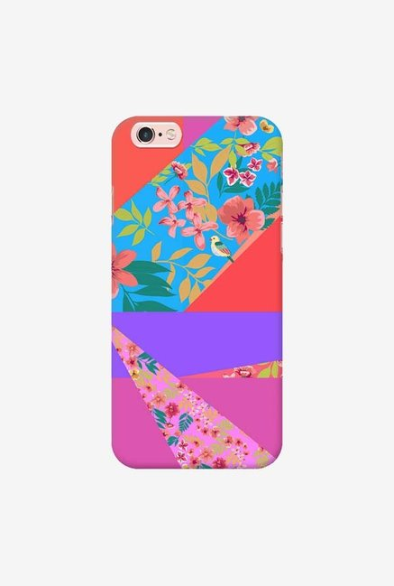 DailyObjects Floral Diagonals Case For iPhone 6s