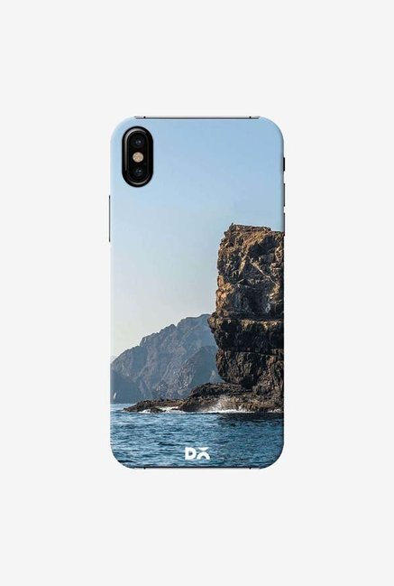 DailyObjects Experience Oman Craggy Case Cover For iPhone X