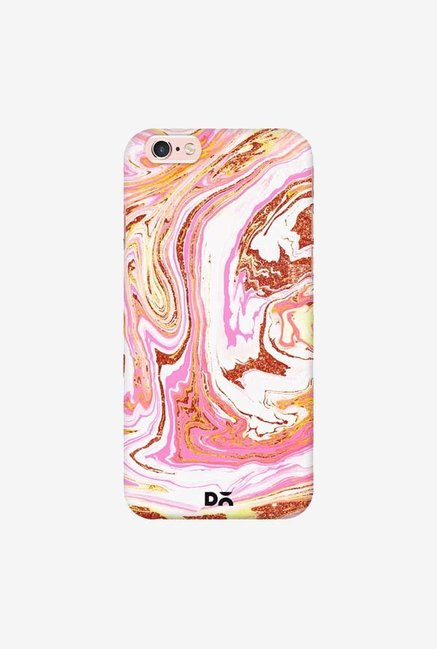 DailyObjects Marble Copper Dust Case For iPhone 6S