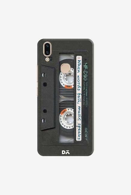 DailyObjects Sony Cassette Case Cover For Vivo V9
