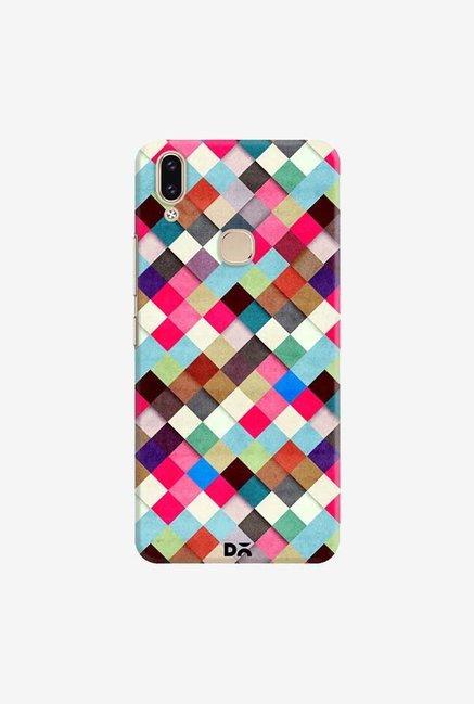DailyObjects Ubrik Checker Case Cover For Vivo V9