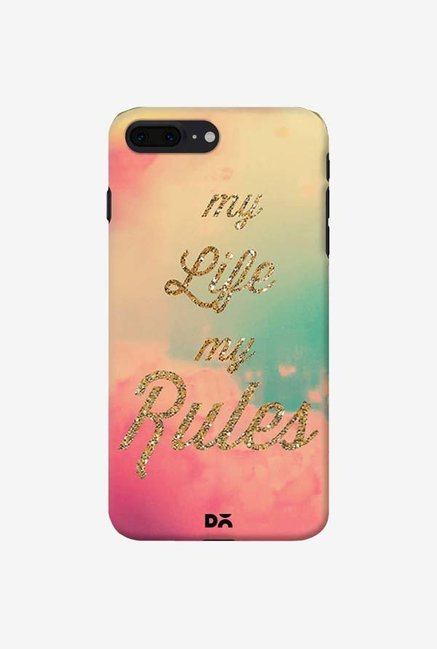 DailyObjects My Life My Rules Case For IPhone 7 Plus