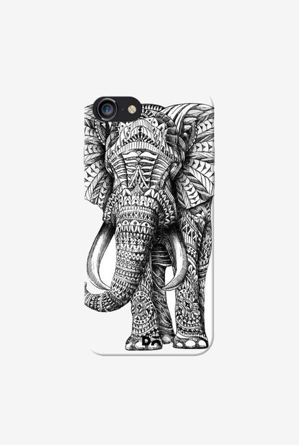 DailyObjects Ornate Elephant Case For IPhone 7
