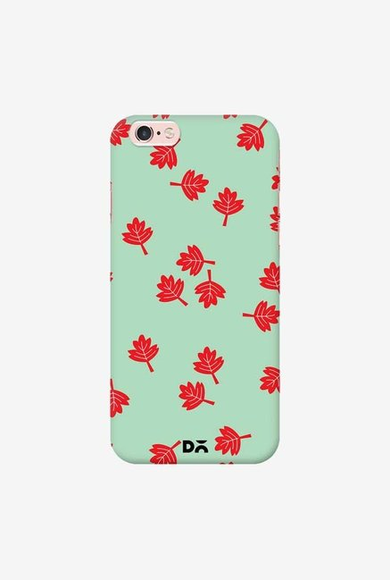 DailyObjects Maple Leaf Mint Case Cover For iPhone 6S