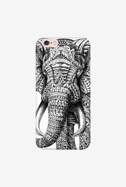 DailyObjects Ornate Elephant Case For iPhone 6s