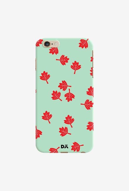 DailyObjects Maple Leaf Mint Case Cover For iPhone 6 Plus