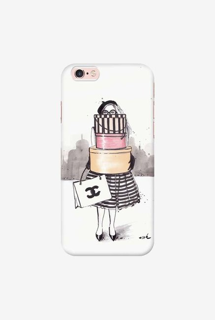 DailyObjects Shopping Junkie Case For iPhone 6s