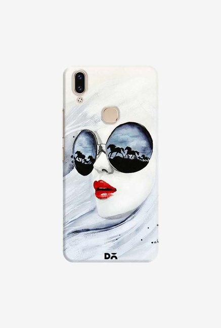 DailyObjects Wild Horses Case Cover For Vivo V9
