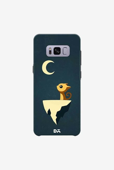 DailyObjects Moon Cat Case For Samsung Galaxy S8