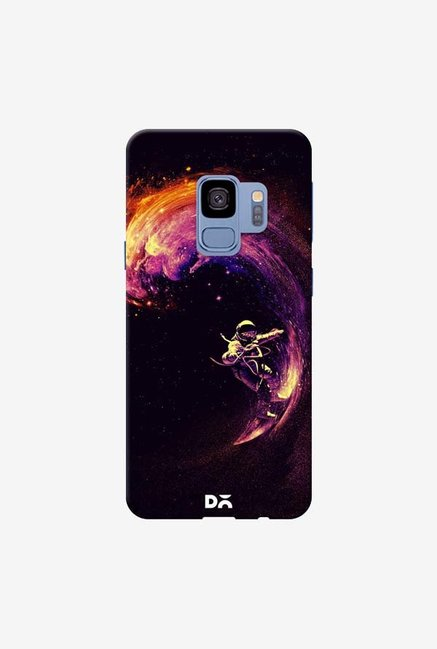 DailyObjects Space Surfing Case Cover For Samsung Galaxy S9