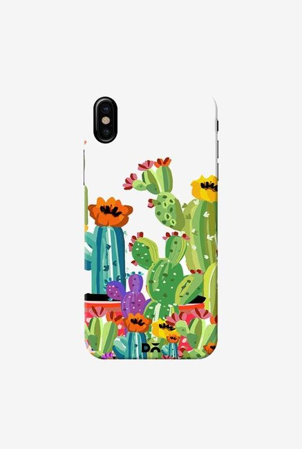 DailyObjects Cacti Love Case Cover For iPhone X